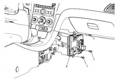 2010 malibu fuse box removal body control module location chevrolet malibu forums  body control module location