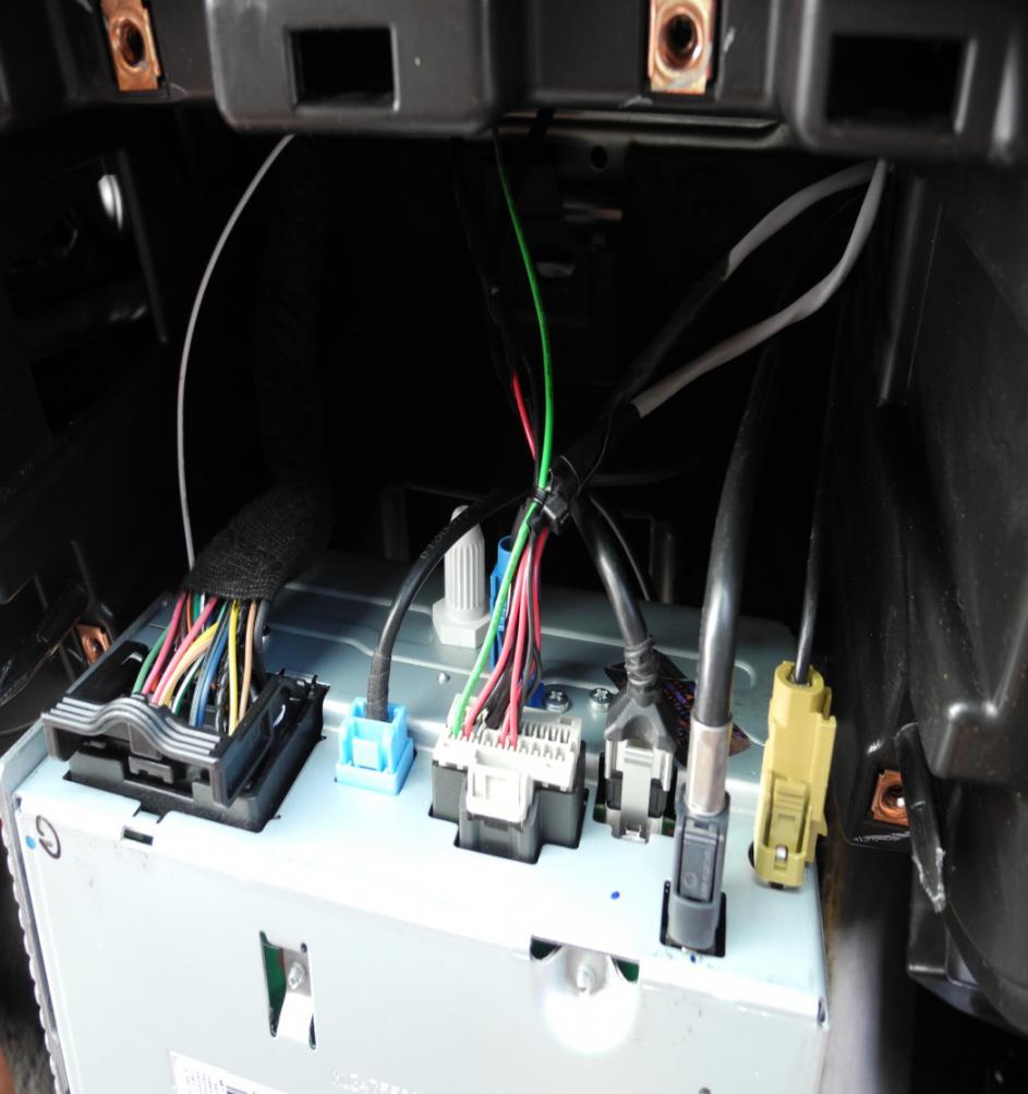 2013/+ Factory Navigation Radio install   Chevrolet Malibu Forums