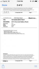 Code P0013 Still no fix | Chevrolet Malibu Forums