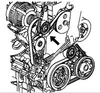 How to replace a 1997-2003 Chevy Malibu Serpentine Belt and Belt Tensioner  | Chevrolet Malibu Forums | 1998 Chevy Malibu 3 1 Engine Diagram Tensioner |  | Chevrolet Malibu Forums