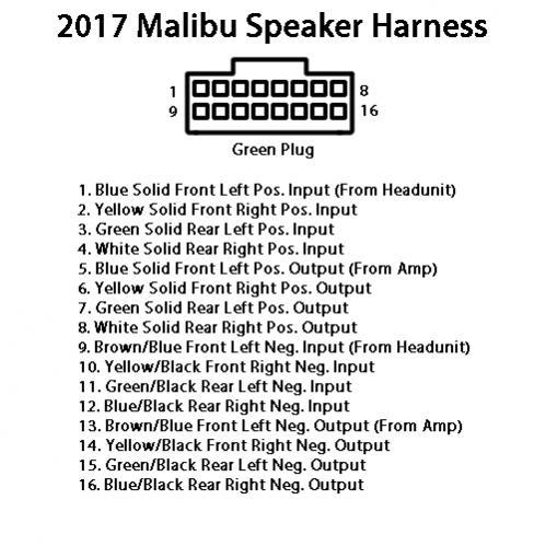 Amp Install Question Chevrolet Malibu Forums
