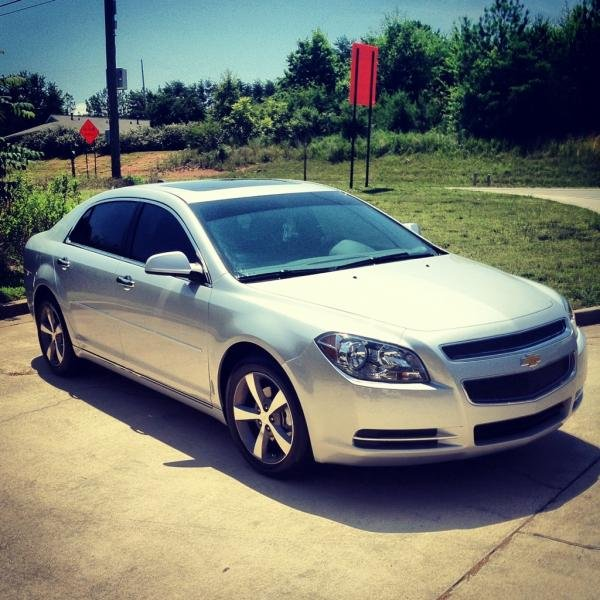 Showcase cover image for ATLCHEVYKID's 2012 Chevrolet Malibu