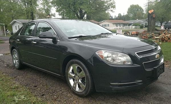 Showcase cover image for tylergarey's 2012 Chevrolet Malibu 2LT