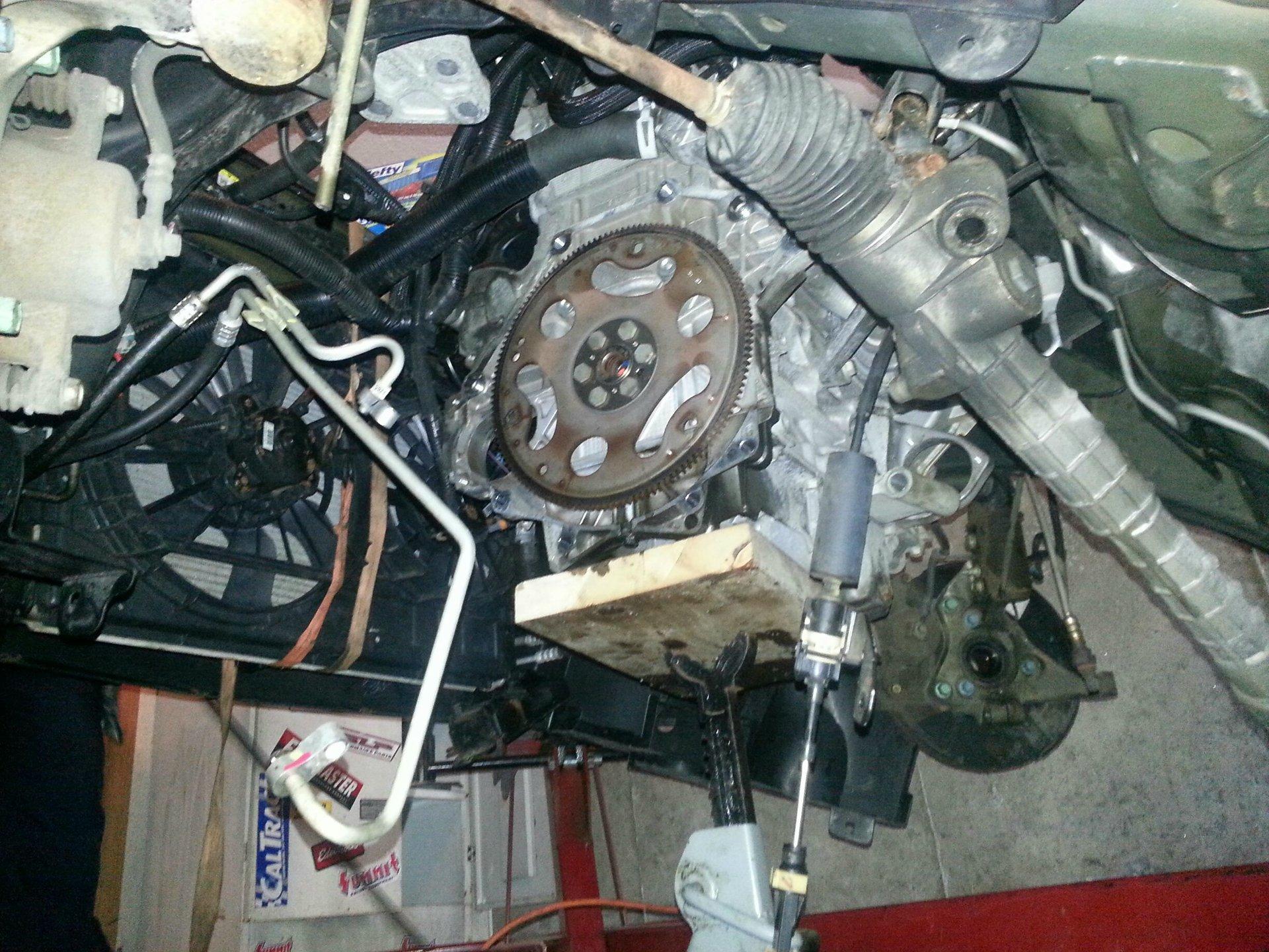 Transmission problem - MH8 6 speed dead at 128k miles?? | Chevrolet