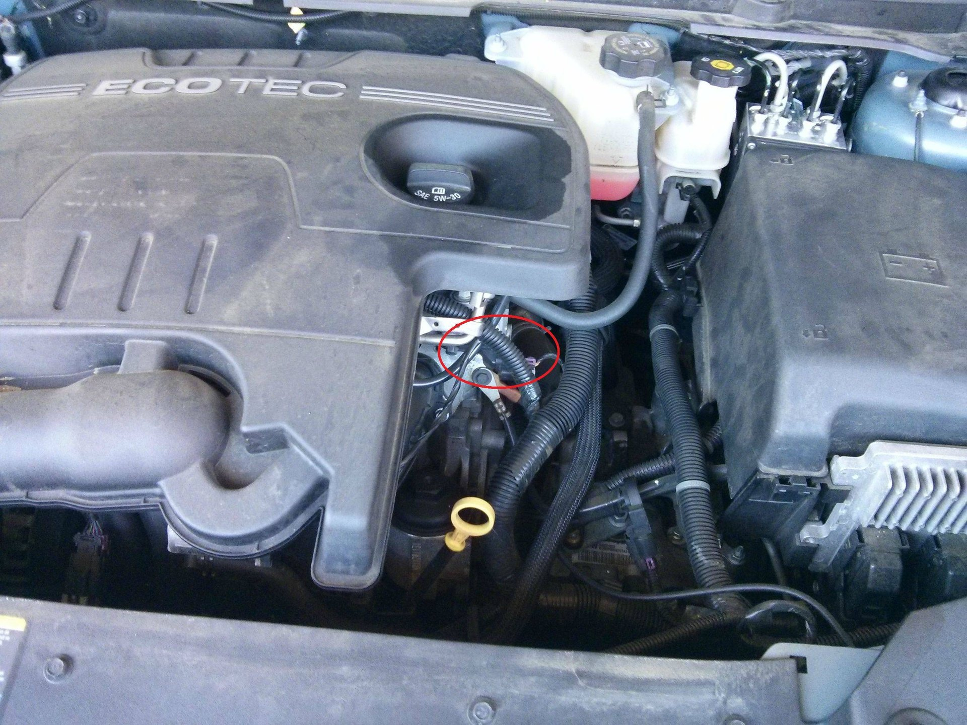 Service Esc Chevy Malibu >> P0010 Code Sensor Location Chevrolet Malibu Forums
