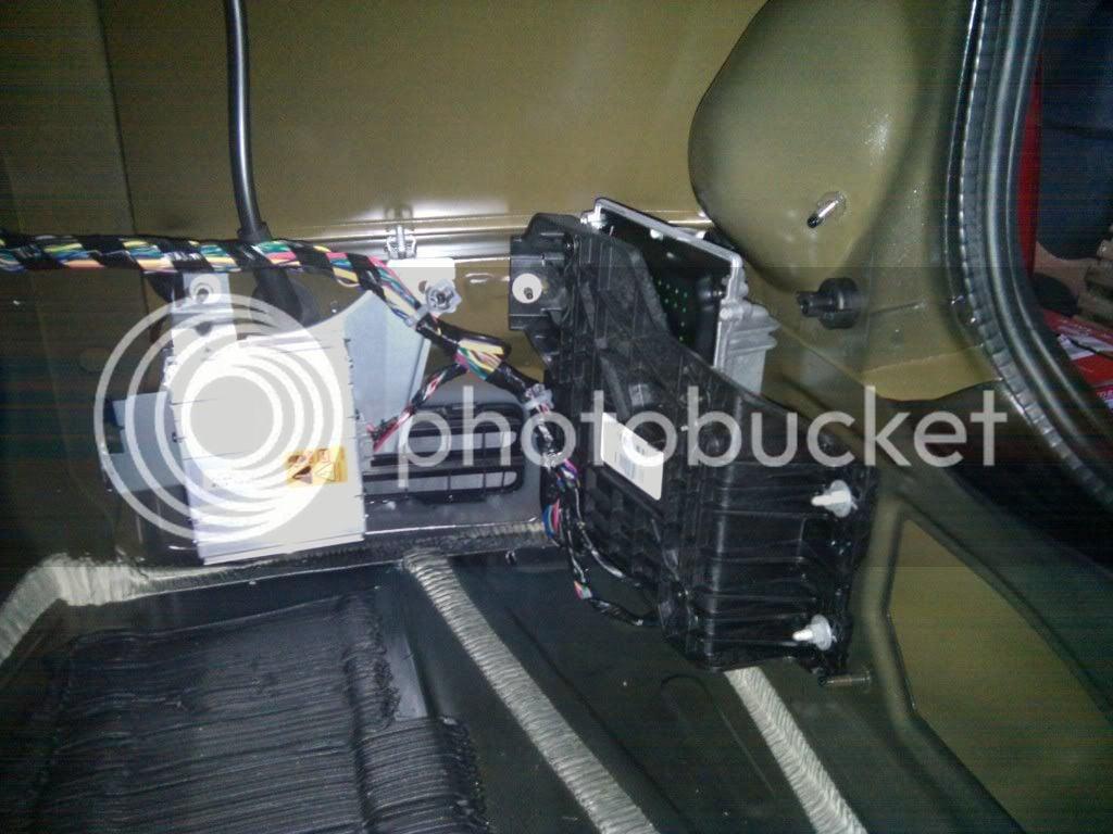 2011 Malibu LTZ Bose System Up close!! Pics Inside