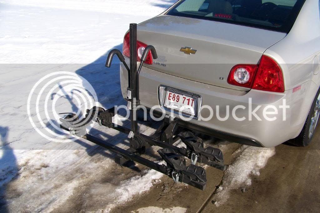 Cl II Hitch Install   Chevrolet Malibu Forums U Haul Wiring Harness on