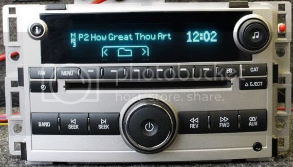Replace LS stereo with LT/LTZ stereo | Chevrolet Malibu Forums