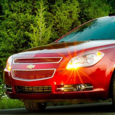 Service Esc Chevy Malibu >> Esc Activates In 20 Mph Turn On Dry Road Chevrolet Malibu